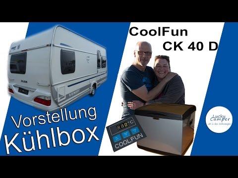 Kühlbox CK 40 D KOMPRESSOR | Vorstellung | TOP
